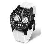 Vostok Europe 6S21-5954199 White Silicon Strap