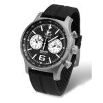 Vostok europe Expedition 6S21-5955199 Black SiliconStrap
