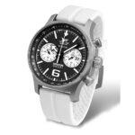 Vostok europe Expedition 6S21-5955199 White SiliconStrap
