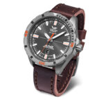 Vostok Europe Almaz 6S11-320H263 Leather Strap