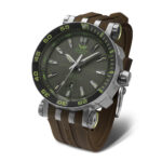Vostok Europe Energia NH35-575H284-Energia-with-Brown-Silicon-strap copy