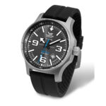 Vostok Europe Expedition NH35A-5955195-Expedition-with-Black-Silicon-strap-Big-(White-Background)