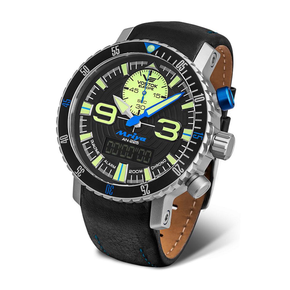 Vostok europe Mirya 9516-5555249 Leather Strap