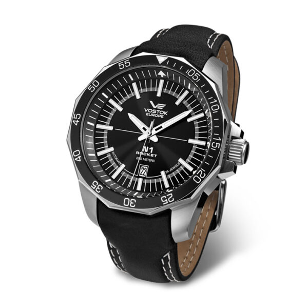 Vostok Europe Rocket N1 NH35A-2255146 Leather