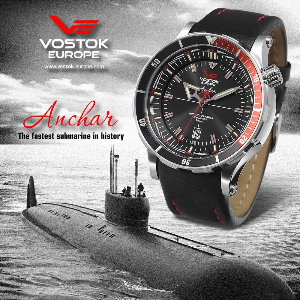Vostok Europe Anchar