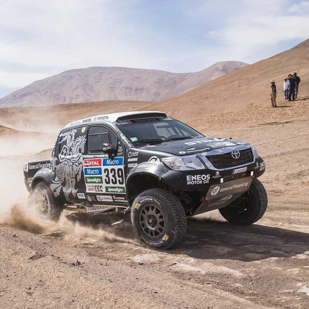 Vostok Europe Dakar